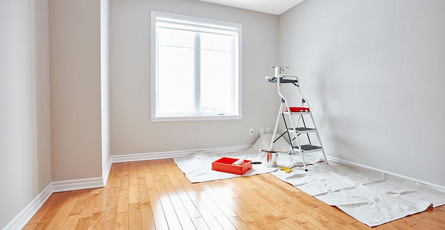 Renovera lägenheten